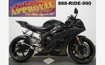 2008 Yamaha YZF-R6 for sale 200525069