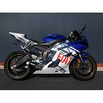 2008 Yamaha YZF-R6 for sale 200702313