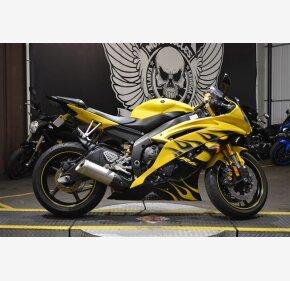 2008 Yamaha YZF-R6 for sale 200668607