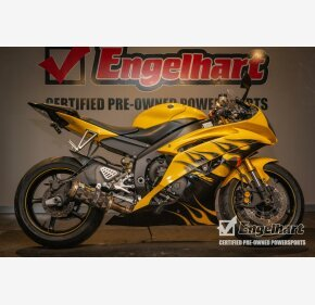 2008 Yamaha YZF-R6 for sale 200743269