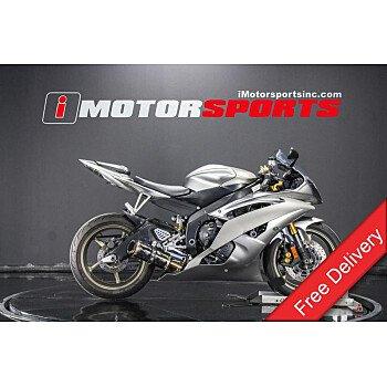 2008 Yamaha YZF-R6 for sale 200746071