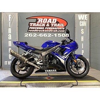 2008 Yamaha YZF-R6 for sale 200805071