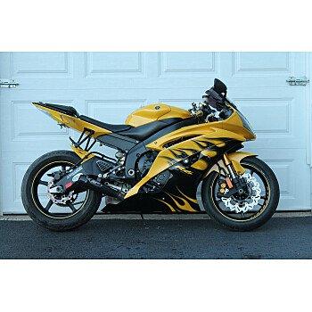 2008 Yamaha YZF-R6 for sale 200873847