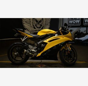 2008 Yamaha YZF-R6 for sale 200916806