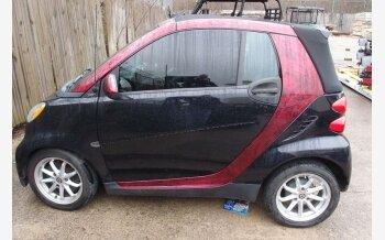 2008 smart fortwo passion Cabriolet for sale 101065892