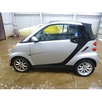2008 smart fortwo passion Cabriolet for sale 101097628
