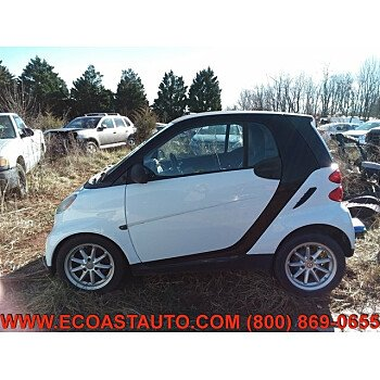 2008 smart fortwo Coupe for sale 101277584