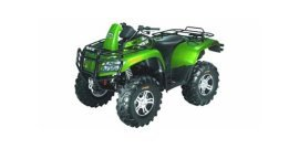 2009 Arctic Cat 700 H1 EFI MudPro 4x4 specifications