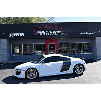 2009 Audi R8 4.2 Coupe for sale 101099739