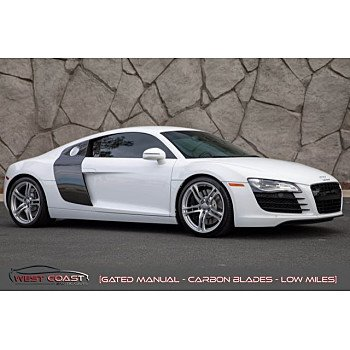 2009 Audi R8 4.2 Coupe for sale 101187629
