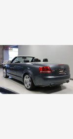 2009 Audi S4 Cabriolet for sale 101204862