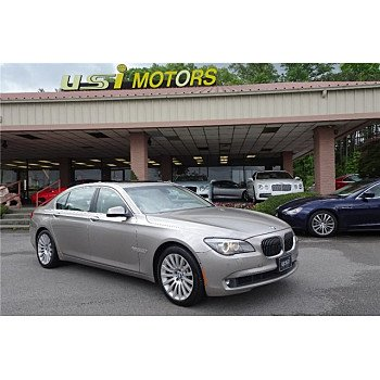 2009 BMW 750Li for sale 101156697
