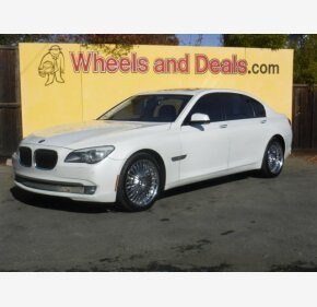 2009 Bmw 750li For Sale >> 2009 Bmw 750li Classics For Sale Classics On Autotrader