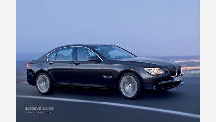 2009 BMW 750Li for sale 101330409