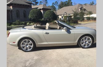 2009 Bentley Continental GTC Convertible for sale 100757394