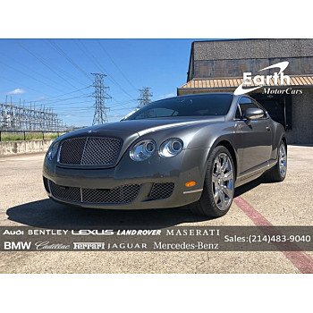 2009 Bentley Continental GT Coupe for sale 101203483