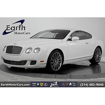 2009 Bentley Continental GT Speed for sale 101211924