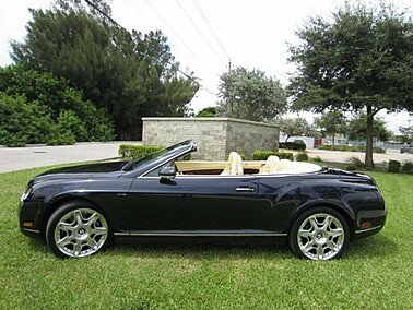 2009 Bentley Continental for sale 101259875