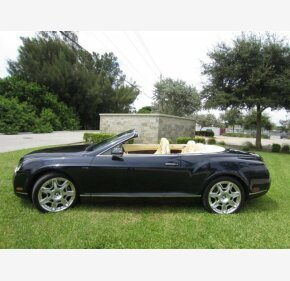 2009 Bentley Continental GTC Convertible for sale 101259875