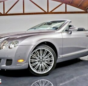 2009 Bentley Continental GTC Speed Convertible for sale 101292153