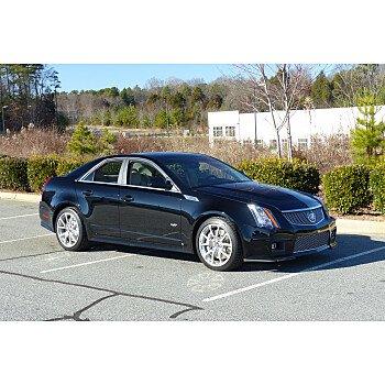 2009 Cadillac CTS V Sedan for sale 101078851