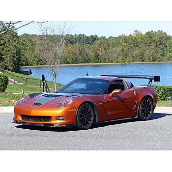 2009 Chevrolet Corvette Z06 Coupe for sale 101058512