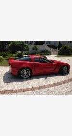 2009 Chevrolet Corvette Z06 Coupe for sale 100772001