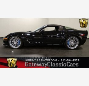 2009 Chevrolet Corvette ZR1 Coupe for sale 100965417