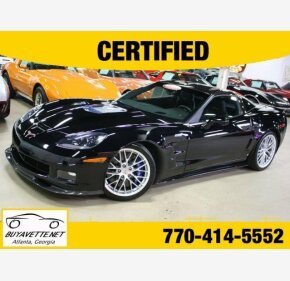 2009 Chevrolet Corvette ZR1 Coupe for sale 101191682