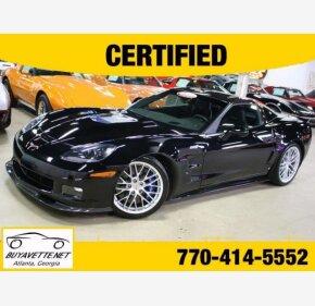 2009 Chevrolet Corvette ZR1 Coupe for sale 101191682