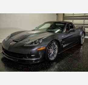 2009 Chevrolet Corvette ZR1 Coupe for sale 101217074