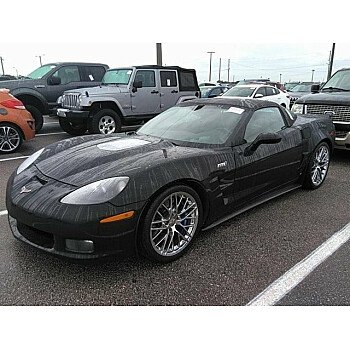 2009 Chevrolet Corvette ZR1 Coupe for sale 101250917
