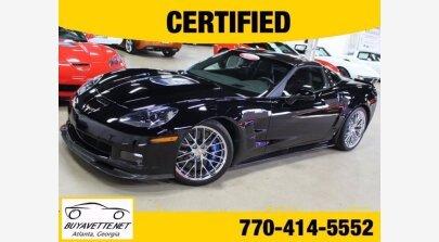 2009 Chevrolet Corvette for sale 101383948