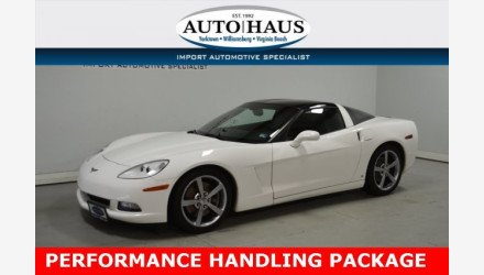 2009 Chevrolet Corvette Coupe for sale 101250124