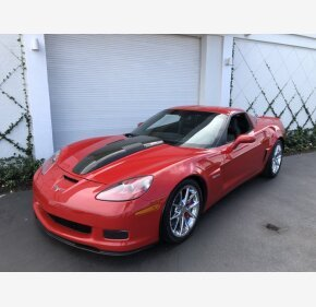 2009 Chevrolet Corvette for sale 101441577