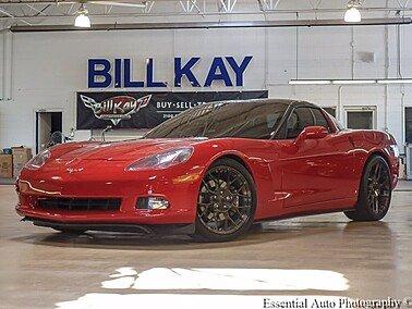 2009 Chevrolet Corvette for sale 101598298