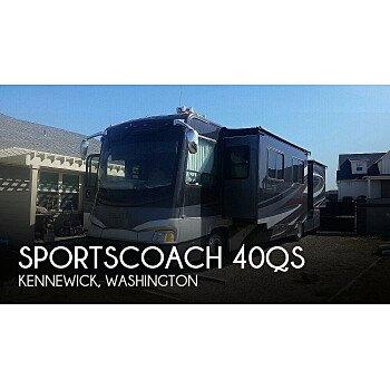 2009 Coachmen Sportscoach for sale 300317407