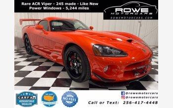 2009 Dodge Viper for sale 101422893