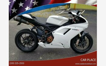 2009 Ducati Superbike 1198 for sale 200604482