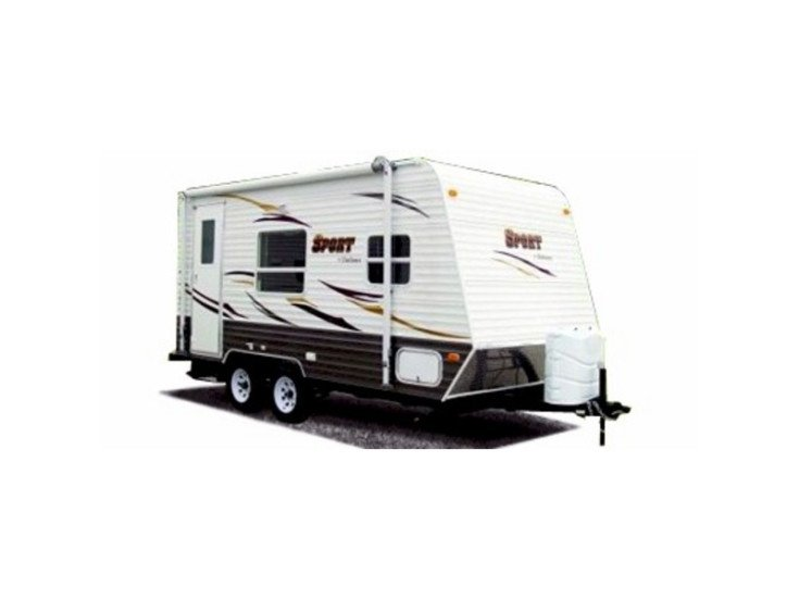2009 Dutchmen Sport 716QB specifications
