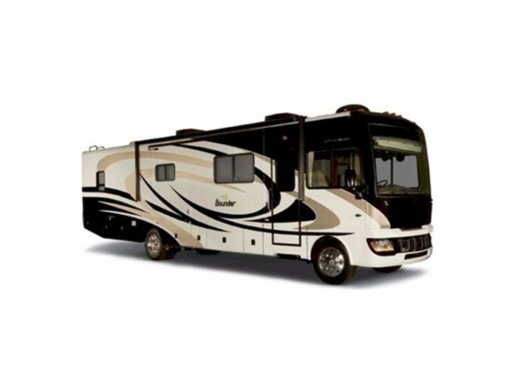 2009 Fleetwood Bounder 34G specifications