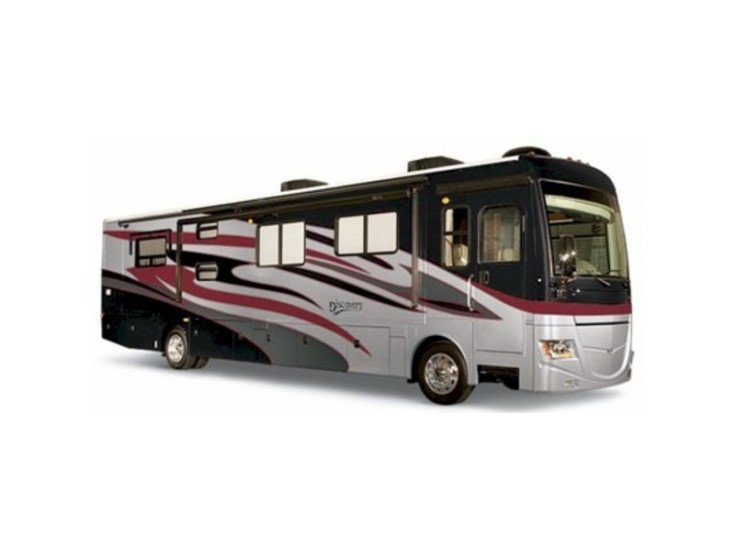 2009 Fleetwood Discovery 40G specifications