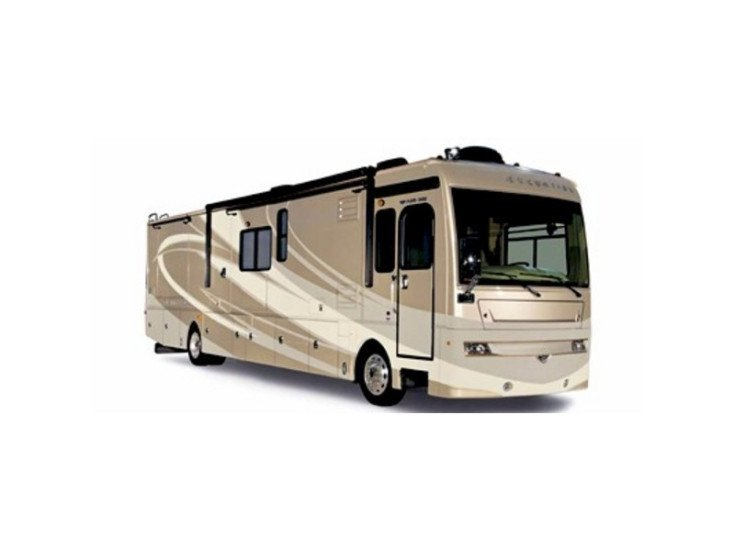 2009 Fleetwood Excursion 40X specifications