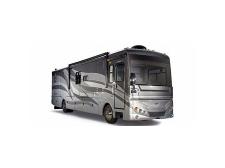 2009 Fleetwood Expedition 38L specifications
