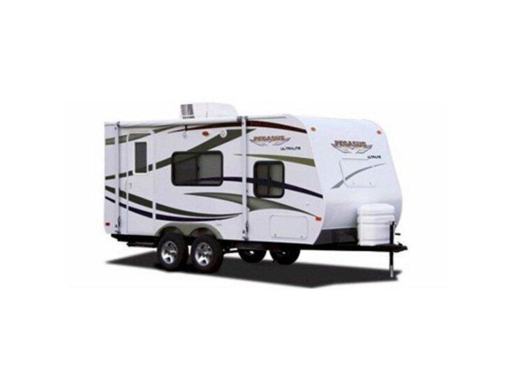 2009 Fleetwood Pegasus 210FQ specifications