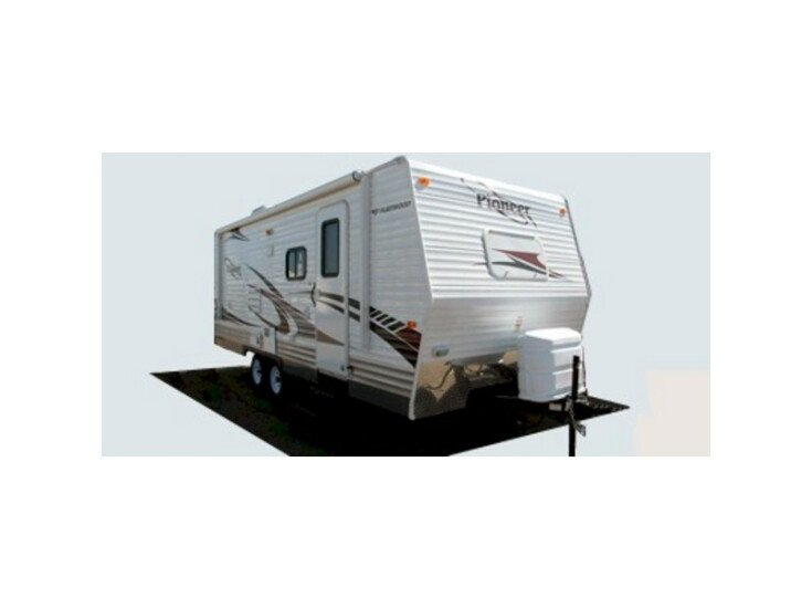 2009 Fleetwood Pioneer 24FQGS specifications