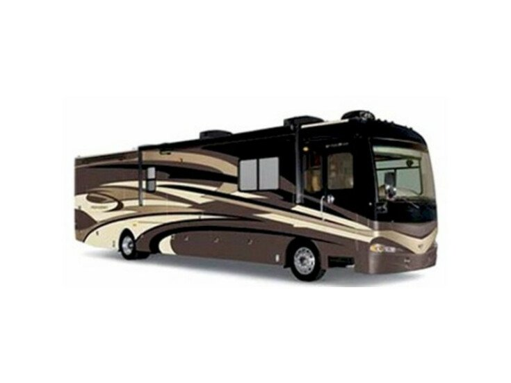2009 Fleetwood Providence 40Q specifications