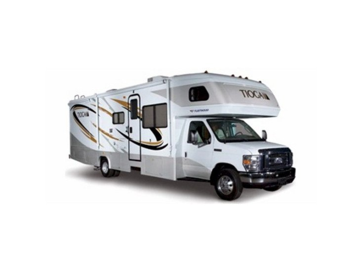 2009 Fleetwood Tioga 30H specifications