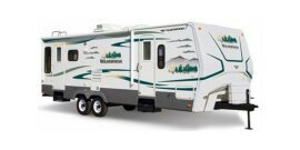 2009 Fleetwood Wilderness 250RDS specifications