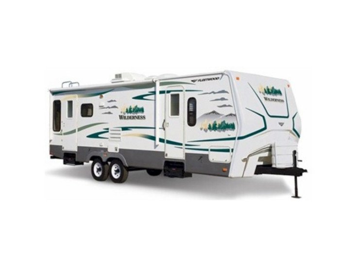 2009 Fleetwood Wilderness 260BHS specifications